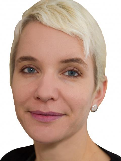 Margret Weirauch Ihre Raumentfaltung Portrait